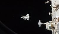 UUİdeki astronotlardan yeni deney