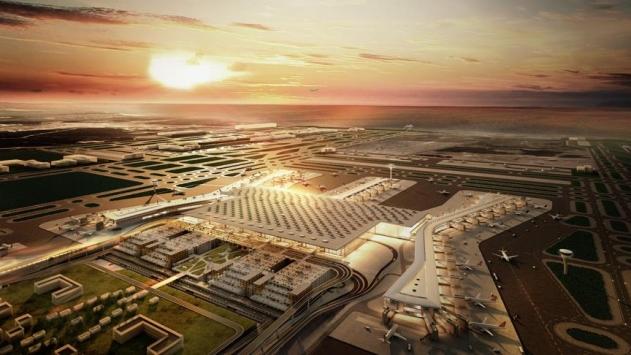 3. Havalimanı Hava Trafik Kontrol Kulesinin temeli atıldı