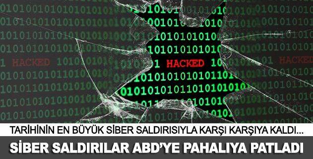 Siber saldırılar ABDye pahalıya patladı