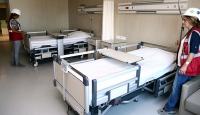 Hastanede beş yıldızlı otel konforu