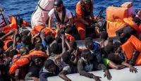 Göçmenlerin botunda 25 ceset bulundu