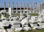 "İzmirin son antik kenti: ""Smyrna Agorası"""