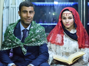 """""""Brezilyalı geline Harran usulü düğün"""""""