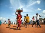Güney Sudandaki Sivil Koruma Kampı