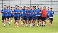 Çaykur Rizesporda Trabzonspor maçı hazırlıkları