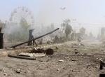 Suriyede rejim Dumayı füzelerle vurdu