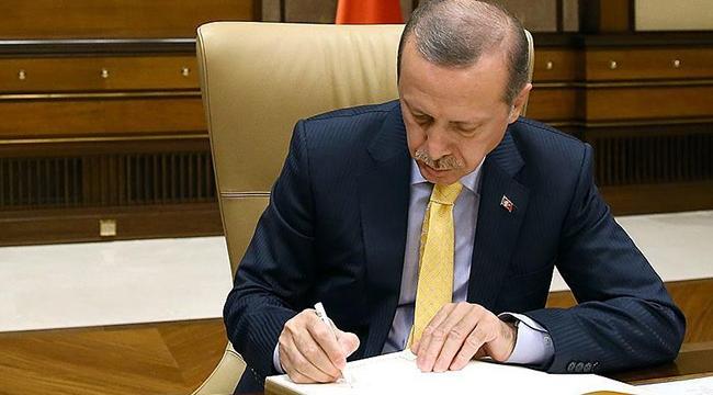 Cumhurbaşkanı Erdoğan beklenen kanunu onayladı