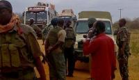 Kenyada 60 günlük sokağa çıkma yasağı
