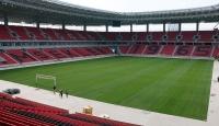 Eskişehirspor-Bandırmaspor maçı yeni statta