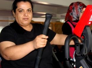 Spor ve diyetle 7 ayda 76 kilo