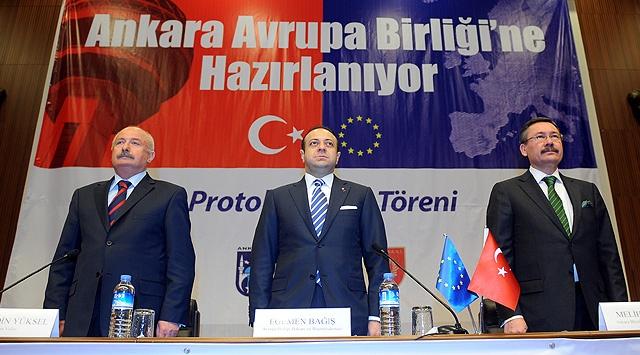 Ankara Avrupa Birliğine Hazırlanıyor