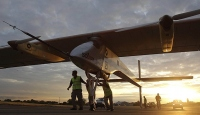 Güneş Enerjili Uçağın Hedefi Akdeniz
