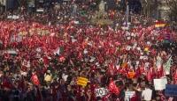 İspanya'da Protestolar 33. Gününde