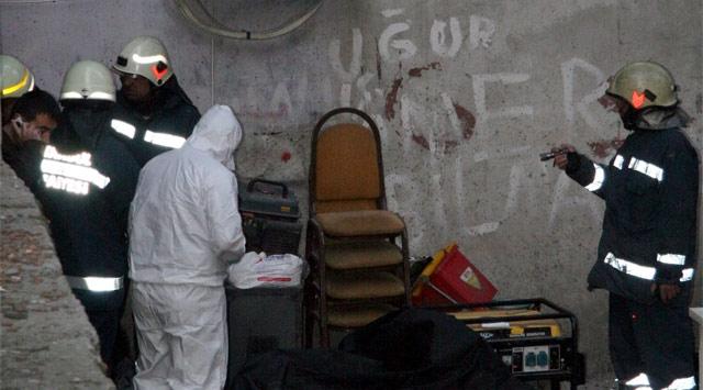 İstanbulda Yangın: 2 Ölü 1 Yaralı