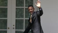 Obama'ya Türk Kumaşından Ceket