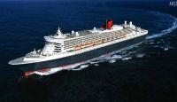 600 Yolcusu Olan Gemi Sürükleniyor
