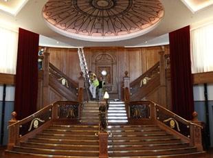 Titanikin İkizi Belfastta Ziyaretçilerini Bekliyor