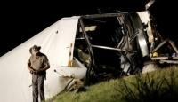 ABD'de Feci Karavan Kazası