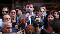 HDP Eş Genel Başkanı Demirtaşa soruşturma
