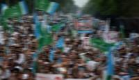 İslamabadda yürüyüş ve protestolar 2 aylığına yasaklandı