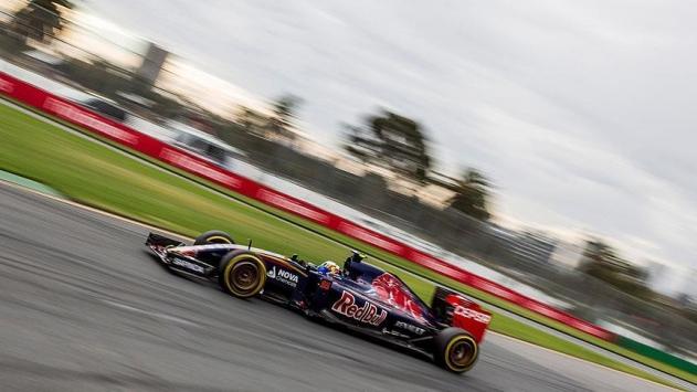 Formula 1 heyecanı Meksikada