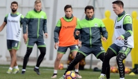 Atiker Konyasporda Bursaspor maçı hazırlıkları