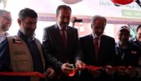 Suriyeli yetimler için market açıldı
