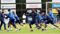 Fenerbahçede Kardemir Karabükspor maçı hazırlıkları