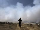 Musul'da kükürt tesisindeki yangın