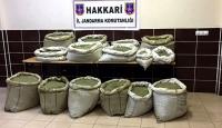 2 milyon TLlik uyuşturucu ele geçirildi