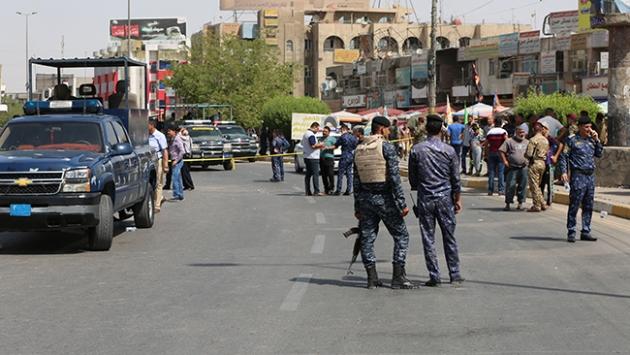 Irakta aşure etkinlikleri kana bulandı