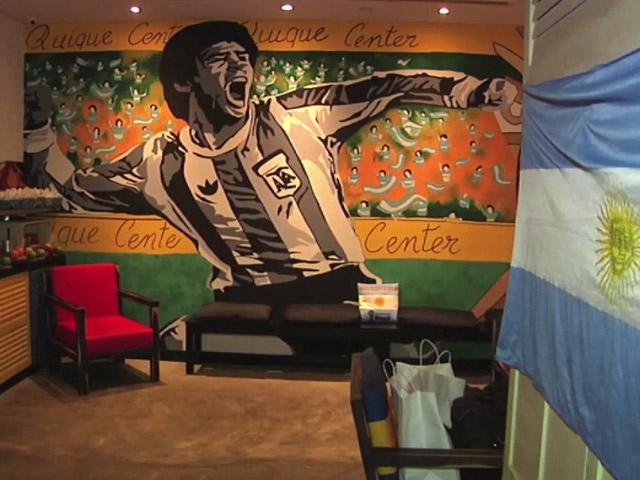 Efsane Maradona 56 yaşında
