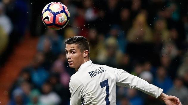 Hat-trick makinesi Cristiano Ronaldo
