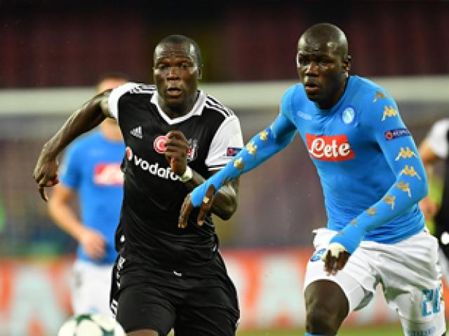 Beşiktaş - Napoli maçı TRT 1de