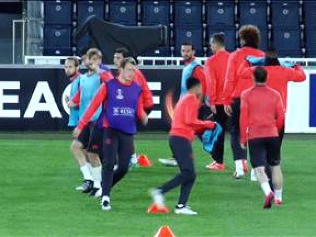 Manchester United, Fenerbahçe maçı hazırlıklarını tamamladı