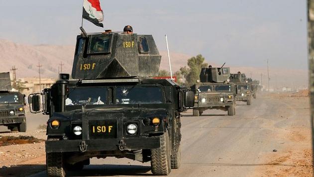Irak ordusu Musula kuzeyden operasyon başlattı