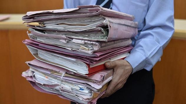 Gözaltına alınan HDPlilerin fezleke dosyaları