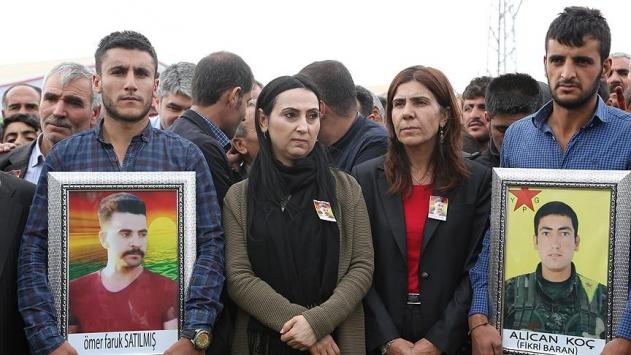 Demirtaş ve Yüksekdağ gözaltına alındı