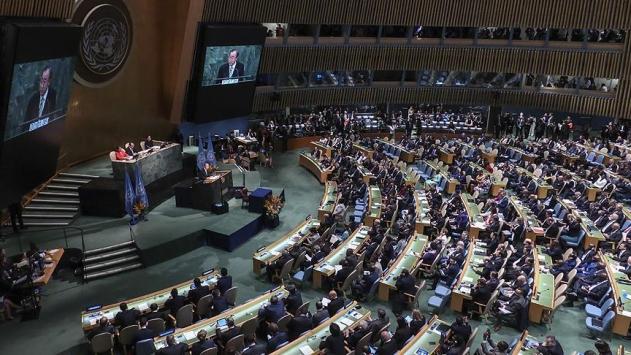 Paris İklim Anlaşması yürürlüğe girdi
