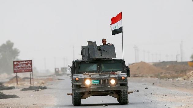 Irak güçleri DEAŞın son kalesini ele geçirdi