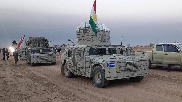 Irak ordusu, 12 mahalle ve 48 köyü DEAŞtan kurtardı