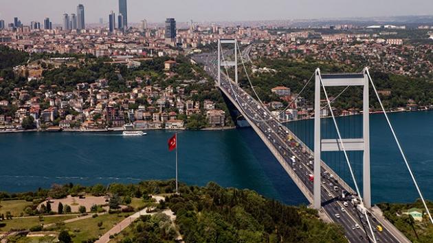 İstanbulda iki yaka arası 7 dakikaya inecek