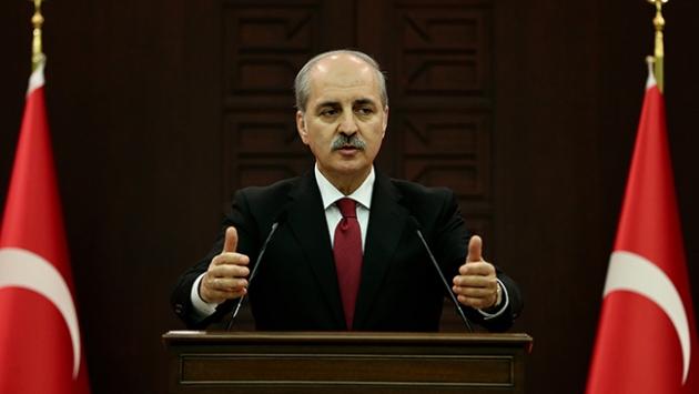 Numan Kurtulmuş: Türkiyeden daha fazla AB zararlı çıkacak