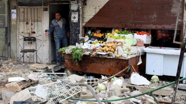 Esed güçleri sivilleri vurdu: 3 ölü, 20 yaralı