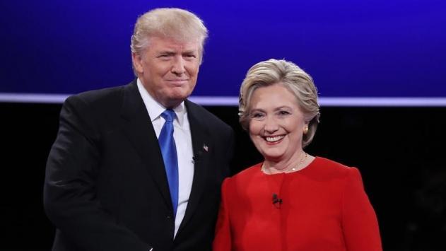 Amerikalı seçmenler 45. başkanını seçiyor