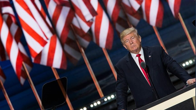ABD seçim sonuçları açıklandı Trump yeni başkan