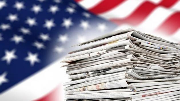 ABD basını Trumpın başkanlığını sürpriz gördü