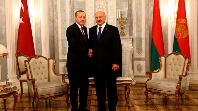 Erdoğan: Bu ziyaret çok ciddi bir başlangıç olacak
