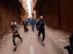 """Mısırda """"Garibanlar Devrimi"""" eylemleri"""