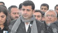 HDPli Demirtaşa hapis istemiyle dava